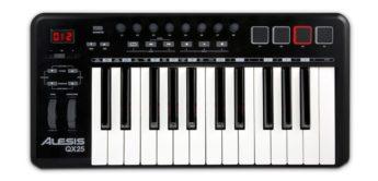 Test: Alesis QX25, Controller-Keyboard
