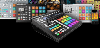 Test: Native Instruments, Maschine 2.0,  Groove Production Studio