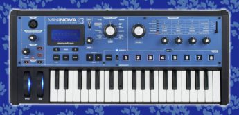Test: Novation Mininova VA-Synthesizer