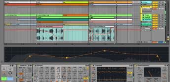 Preview: Ableton, LIVE 9, DAW