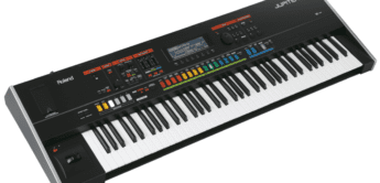 Test: Roland Jupiter-50, Synthesizer