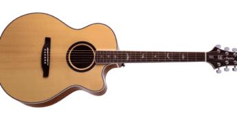 Test: PRS SE Angelus Standard, Westerngitarre
