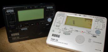 Test: Korg, TMR-50, Metronom & Tuner mit Aufnahmefunktion