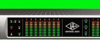 Test: Universal Audio, Apollo Quad, Audiointerface