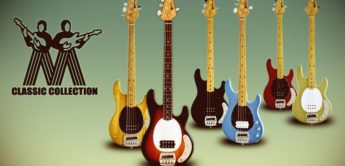 Test: Music Man, Classic Stingray V, E-Bass