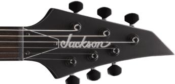 Test: Jackson, SLATTXMG3-6 Soloist BK, E-Gitarre