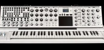 Top News: Moog, White Edition, Synthesizer