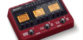 Test: Zoom B3 Multi-Effektgerät für Bass