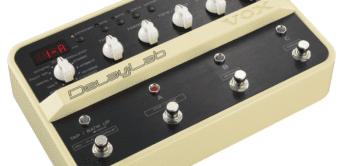 Test: VOX, DelayLab, Effektpedal für Gitarre