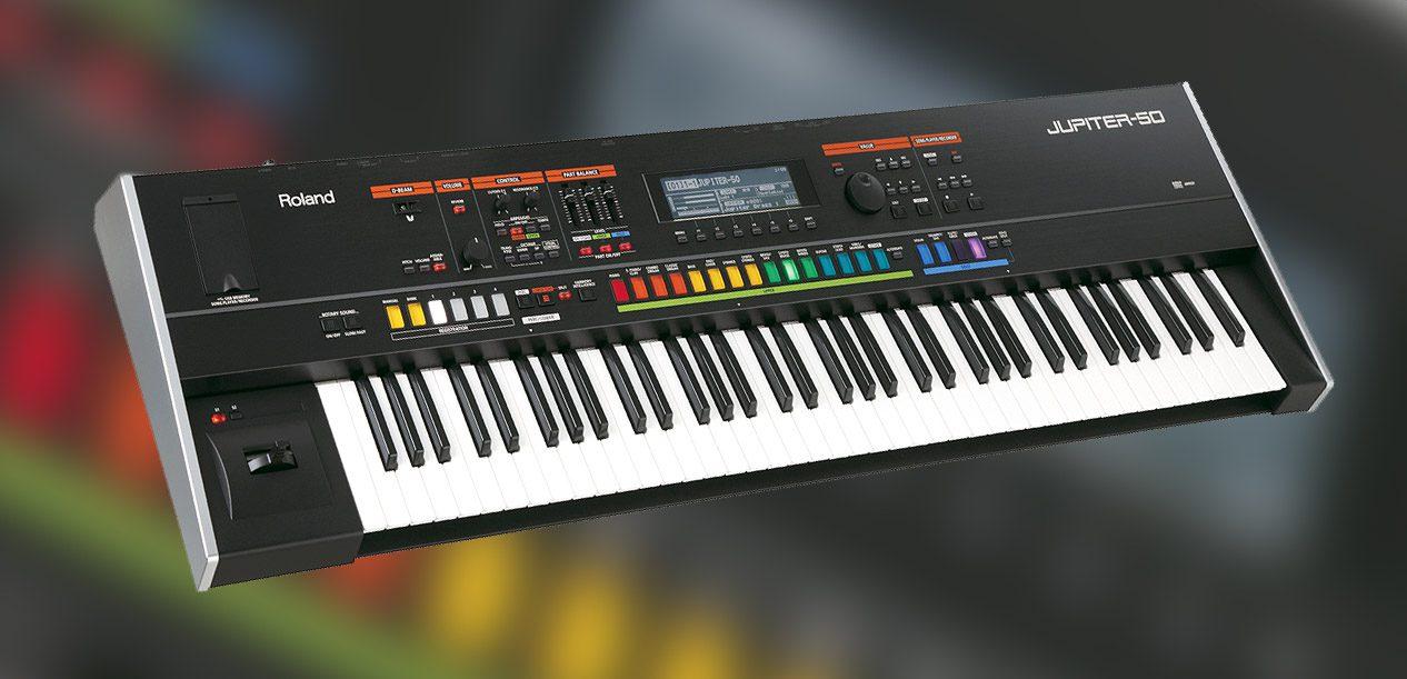 Roland Jupiter 50