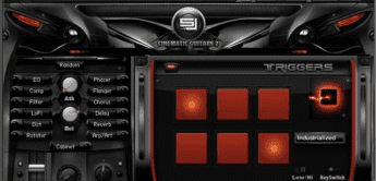 Test: Sample Logic, Cinematic Guitars 2, Soundlibrary