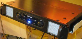 Test: Samson, SX3200, Endstufe