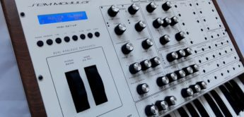 Test: Analogue Solutions, Telemark-K, Analogsynthesizer