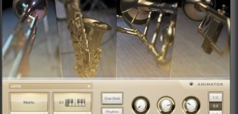 Test: Native Instruments, Session Horns, Sample Library