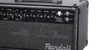 Test: Randall RD-50H Head