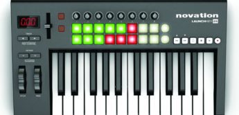 Top News: Novation, Launchkey, Controller-Keyboards