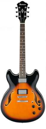 -- Ibanez AS73-BS --