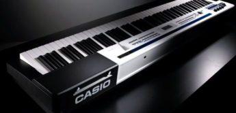 BUZZ: Neuer CASIO Synthesizer ist doch nur ein Digital Piano