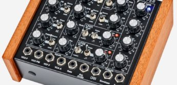 Test: Doepfer, Dark Energy II, Analogsynthesizer