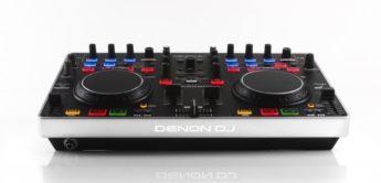 Test: Denon, DJ MC2000, DJ-Controller