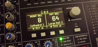 Test: Dynacord, CMS 600, Kompaktmischpult
