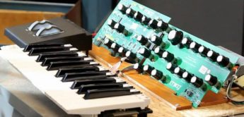 Top News: Moog Sub Phatty, der neue Moog-Synthesizer 2013