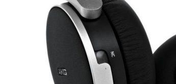 Test: AKG, K 495 NC, Kopfhörer mit aktiver Geräuschunterdrückung