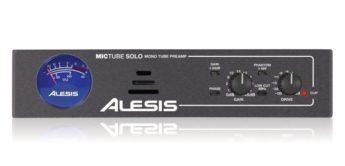 Test: Alesis, MicTube Solo, Röhren-Preamp