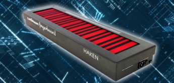 Test: Haken Audio Continuum Fingerboard Half Size & Full Size