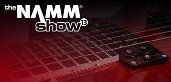 Report: NAMM Show News 2013 – Gitarre & Bass