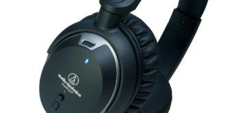 Test: Audio Technica, ATH-ANC9, Kopfhörer mit Geräuschunterdrückung