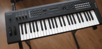 Test: Yamaha, MX49, MX61, Workstation-Synthesizer