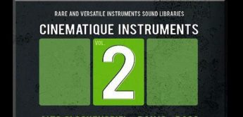 Test: Best Service, Cinematique Instruments 2, Soundlibrary