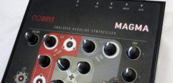 Test: Eowave, Magma, Analogsynthesizer
