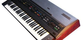 Blue Box: Farfisa, Polychrome, Synthesizer