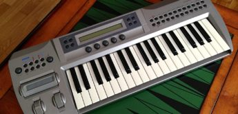 Green Box: Korg Prophecy, Solo-Synthesizer