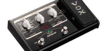 Test: VOX Stomplab IIG, Effektgerät für Gitarre