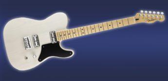 Test: Fender Cabronita Telecaster WB E-Gitarre