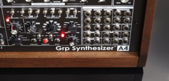 Test: GRP A4 Analogsynthesizer