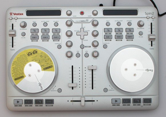 Vestax Spin 2 - Overview