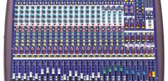 Test: Midas Venice U24, Professional Audio Mixing Desk