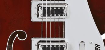 Test: Gretsch G5422TDCWS, E-Gitarre