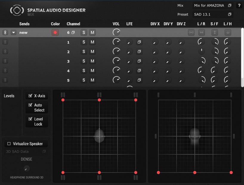 Immersive Audio Grundlagen