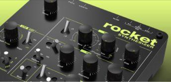Test: Waldorf Rocket, monophoner Synthesizer