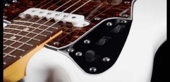 Test: Fender SQ Vintage Mod Jazzmaster OWT, E-Gitarre