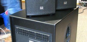 Test: LD Systems Dave 15 G3, Kompakt-PA