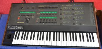 Blue Box: Oberheim Matrix-12, Analogsynthesizer – Teil 1
