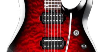 Test: Sterling by Music Man JP100DRR, E-Gitarre