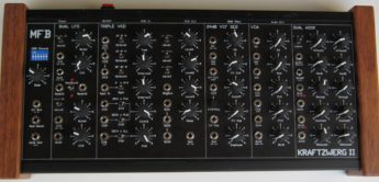 Top News: MFB, KRAFTZWERG II, Analogsynthesizer
