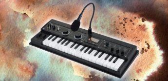 Test: Korg microKorg XL+ Synthesizer